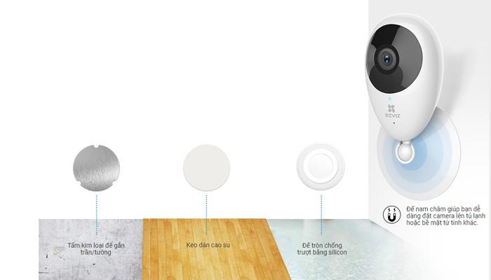 Camera IP Wifi Ezviz CS-CV206-A0-1B2W2FR (C2C Panoramic).8