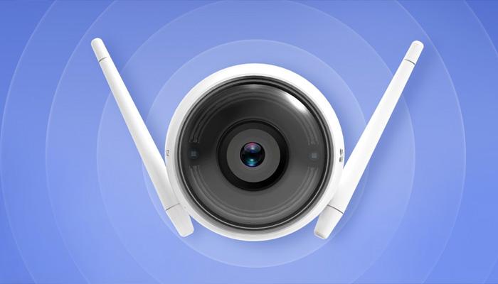 Camera IP Wifi Ezviz CS CV310 (C3W 1080).8