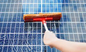 vệ sinh pin mặt trời ninh thuận